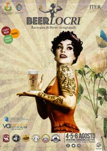 Locri (Rc). BeerLocri il 4, 5 e 6 agosto 2017: la rassegna di birre artigianali.