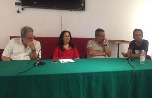 """Roccella Jonica (RC): nell'ambito di Roccella Jazz, inaugurata al Convento dei Mimini """"Jazz"""", la mostra del """"Preti-Frangipane"""" di Reggio Calabria"""