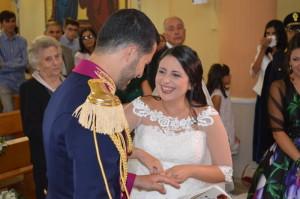 L'Università delle Generazioni saluta gli sposi Lanciano-Geracitano
