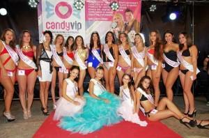 """Acireale (Ct). Tanti vincitori al concorso """"Candy Vip 2017"""""""