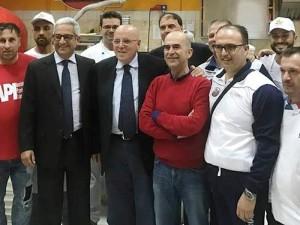 Calabria. Oliverio a Rende (Cs) al terzo trofeo nazionale della pizza.