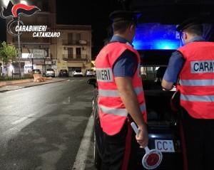 Servizi straordinari di controllo del territorio messi in atto dai Carabinieri di Catanzaro