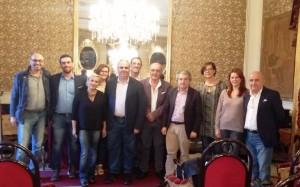 Giarre (Ct). L'amministrazione comunale incontra l'associazione archlife ed il presidente dell'ordine degli architetti