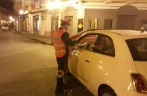 Barcellona P.G. (Me). Servizio di controllo del territorio per la notte di Halloween.