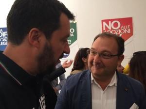 Vibo Valentia. Noi con Salvini: nominati Coordinatore Cittadino di Vibo Valentia e Vice Coordinatore Provinciale.