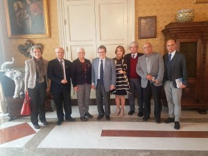 Catania. Il sindaco Bianco ha incontrato i rappresentanti del Club per l'Unesco di Catania