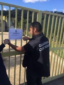 Attività di Controllo della Guardia Costiera di Soverato (Cz) a tutela dell'ambiente marino