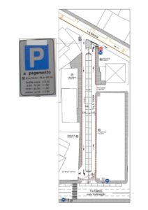 Messina. Via Alessio Valore destinata a parcheggio a pagamento.