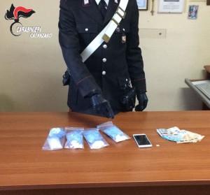 Soverato (Cz). Rocambolesca fuga con la cocaina: 31enne arestato dai Carabinieri.