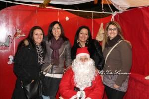 Foto con Babbo Natale - Anno 2016