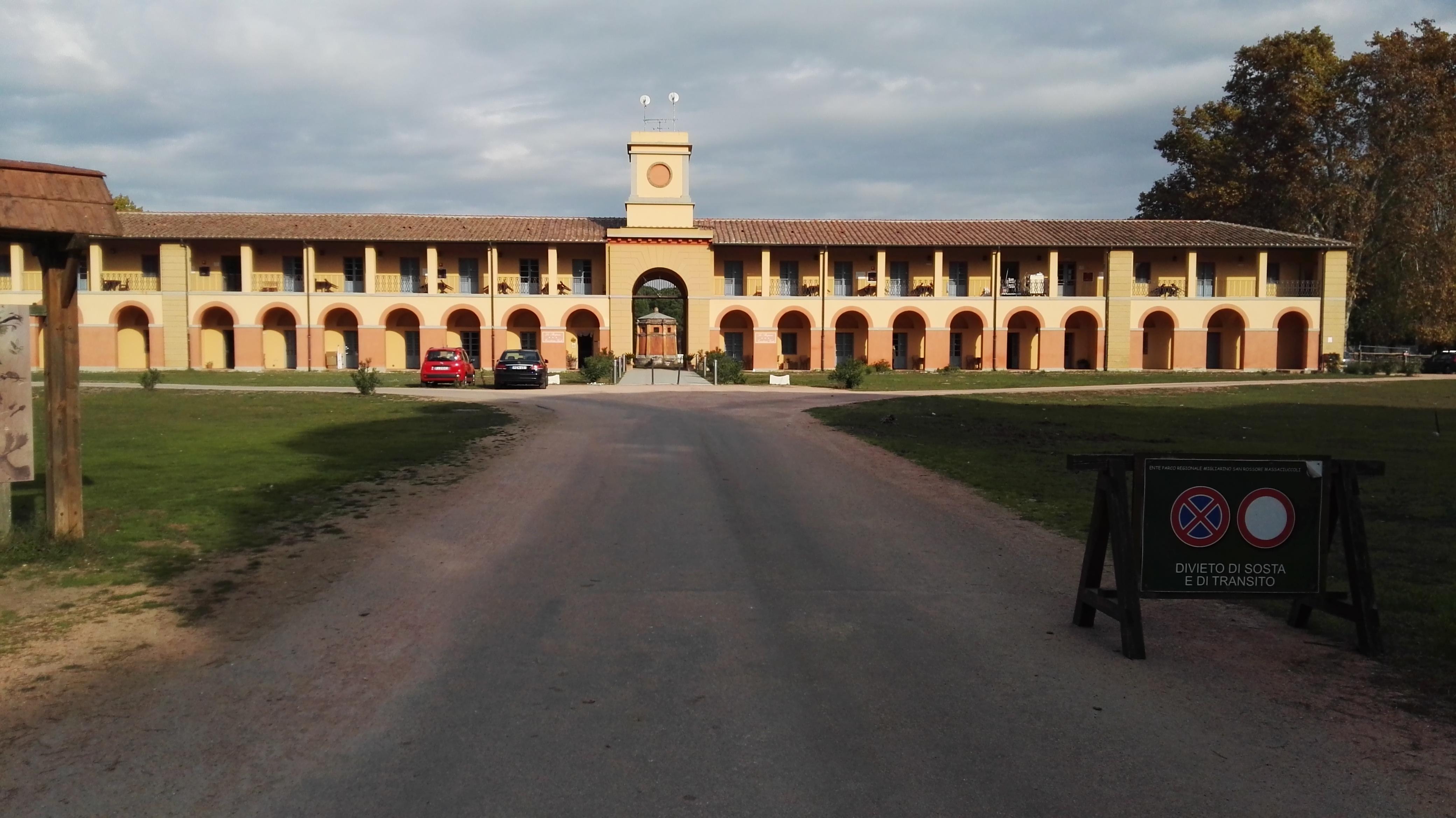 Parco San Rossore Villa Presidenziale Le Foto Della Villa