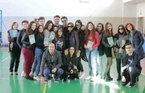 Gli studenti dell'Itas Itc di Rossano (Cs) protagonisti della scuola e del territorio