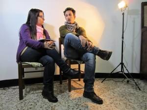 """MaryWebEventy Produzioni Video. Quarta puntata di """"Parliamo di…"""" Francesco Gallelli, attore."""