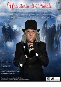 """Reggio Calabria. Teatro della Girandola Spettacolo """"Una storia di Natale"""". Sabato 9 e domenica 10 dicembre ore 18:00"""