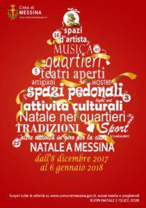 Messina. Le attività natalizie: ecco il programma.