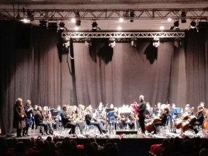 Caulonia (Rc). Chiusura in musica per le festività natalizie. Il bilancio positivo del sindaco