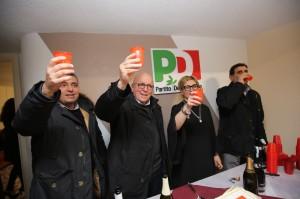 Calabria. Il Presidente Oliverio all'inaugurazione della nuova sede del Pd di Mammola (Rc).