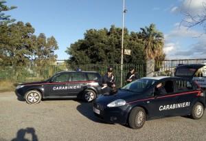 Milazzo. Sorpresi mentre asportavano materiale ferroso in un capannone. Due arrestati dai carabinieri.