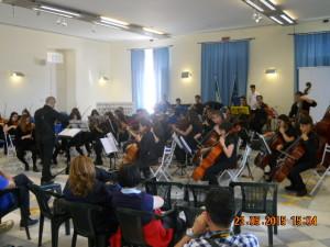 Caulonia (Rc). Epifania in musica con l'orchestra sinfonica giovanile