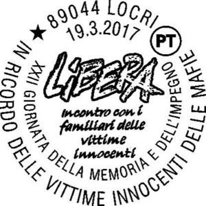 timbro-postale-libera-19-marzo-2017-locri-rc