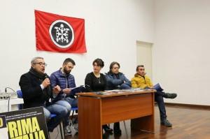 """CasaPound Catania. Elezioni, CPI: """"Fuori dall'Euro per tornare alla sovranità nazionale"""""""