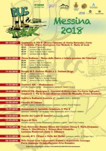 """Messina. Domenica 11 febbraio secondo appuntamento di """"Bus & Trek"""""""