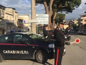 Carabinieri acquedolci