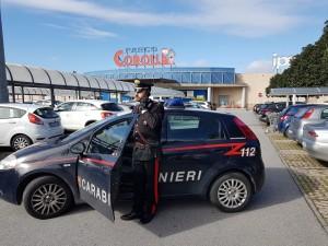 Milazzo (Me). Tre persone palermitane, di cui una minorenne, arrestate dai carabinieri per furto aggravato.