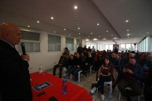 Il Partito Comunista presenta la sua lista a Reggio Calabria con Marco Rizzo.