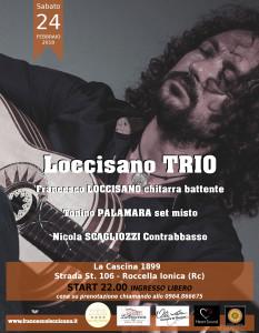 """Roccella Jonica (Rc): alla """"Cascina"""" Francesco Loccisano e la sua storia artistica"""