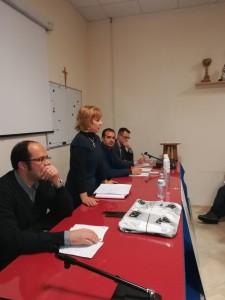 Calabria. Associazionismo e volontariato: gli arbitri di Locri (Rc) dialogano con le associazioni di volontariato della città.
