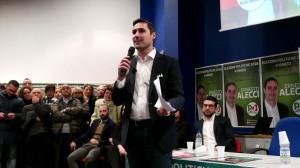 Ernesto Alecci, Sindaco di Soverato (Cz) presenta la sua candidatura alla camera.