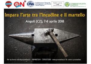 Forgiatura pitagorica. Plasmare il ferro, incredibile esperienza da vivere…in Calabria