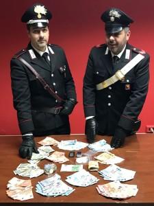 Messina: arresto di un pregiudicato per detenzione a fini di spaccio di stupefacenti.