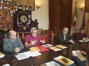 """Messina. Presentato oggi a Palazzo Zanca il concorso """"Celebrando l'ambiente""""."""