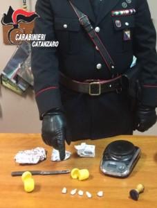 Badolato (Cz). Circolava con la cocaina in auto: in manette ex Sindaco
