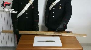 Satriano (Cz). Tenta di accoltellare i suoi tre figli: arrestato un 71enne dai Carabinieri