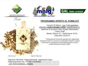 """Guardavalle (Cz). Antichi legumi """"La Fagiolata di Pietracupa"""" presso Agriturismo """"Fassi"""""""