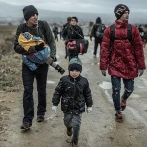 """L'Università delle Generazioni: """"Un pensiero d'amore per i papa' siriani in fuga dalla guerra"""""""
