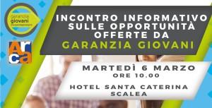 Scalea (Cs). Garanzia Giovani, le novità del nuovo bando della Regione Calabria