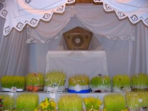 Soverato (Cz). Tradizioni pasquali 2018. Il nostro grano dei sepolcri del Giovedì Santo è di origine egizia, secondo Salvatore Mongiardo