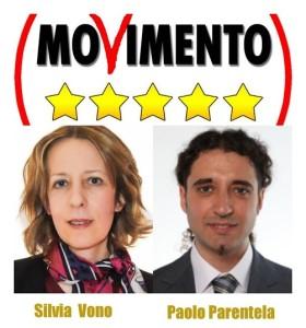 Guardavalle (Cz). Silvia Vono e Paolo Parentela, parlamentari del Movimento Cinque Stelle incontrano i cittadini