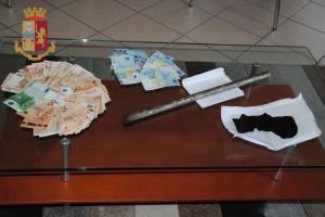 Taormina (Me). La Polizia di Stato individua l'autore della rapina perpetrata ieri ai danni di un anziano a Taormina.