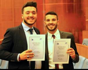Gli studenti dell'Itas-Itc di Rossano (Cs) fanno esperienza a Roma nelle massime istituzioni politiche