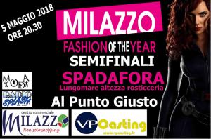 """Milazzo (Me). Semifinale in trasferta per """"Milazzo fashion of the year"""""""
