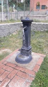 Fontana pubblica Via Carmine