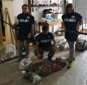 Reggio Calabria. Servizio antibracconaggio. Operazione Adorno 2018
