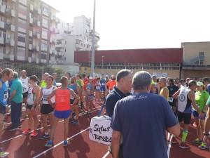 """Messina. Il campo """"Santamaria"""" aperto per la """"Scalata Dinnamare"""". La prossima settimana l'inaugurazione della nuova pista."""