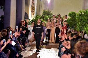 Barcellona P.G. (Me). All'insegna delle Eolie la collezione «Primavera-Estate 2018» di Salvatore Impollino