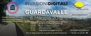 """Guardavalle (Cz). """"Invasione Digitale"""" guidata dall'Associazione """"Syrleto Valley"""""""